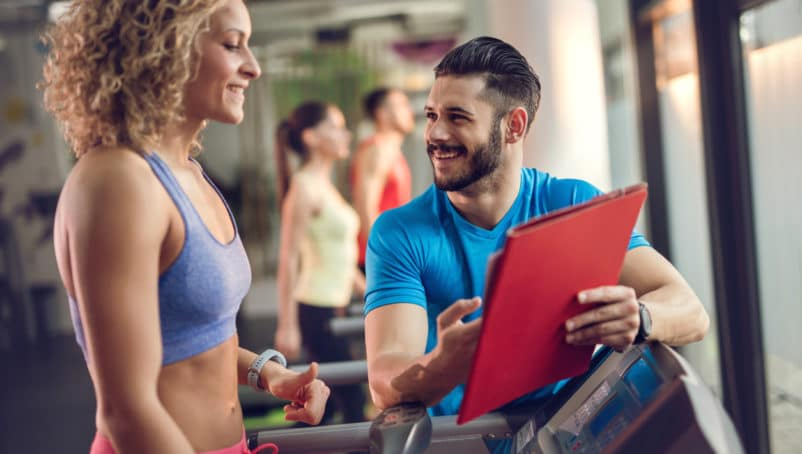 Why we love working with Personal Trainers