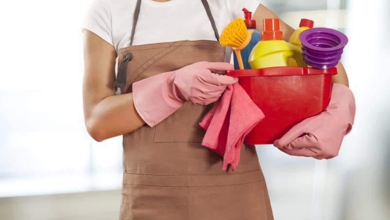 Starting a House Cleaning Business – Successfully!
