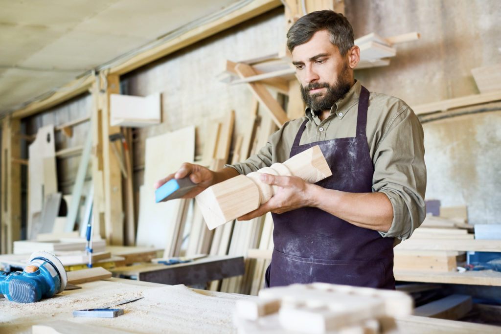 learn about starting a carpenter business