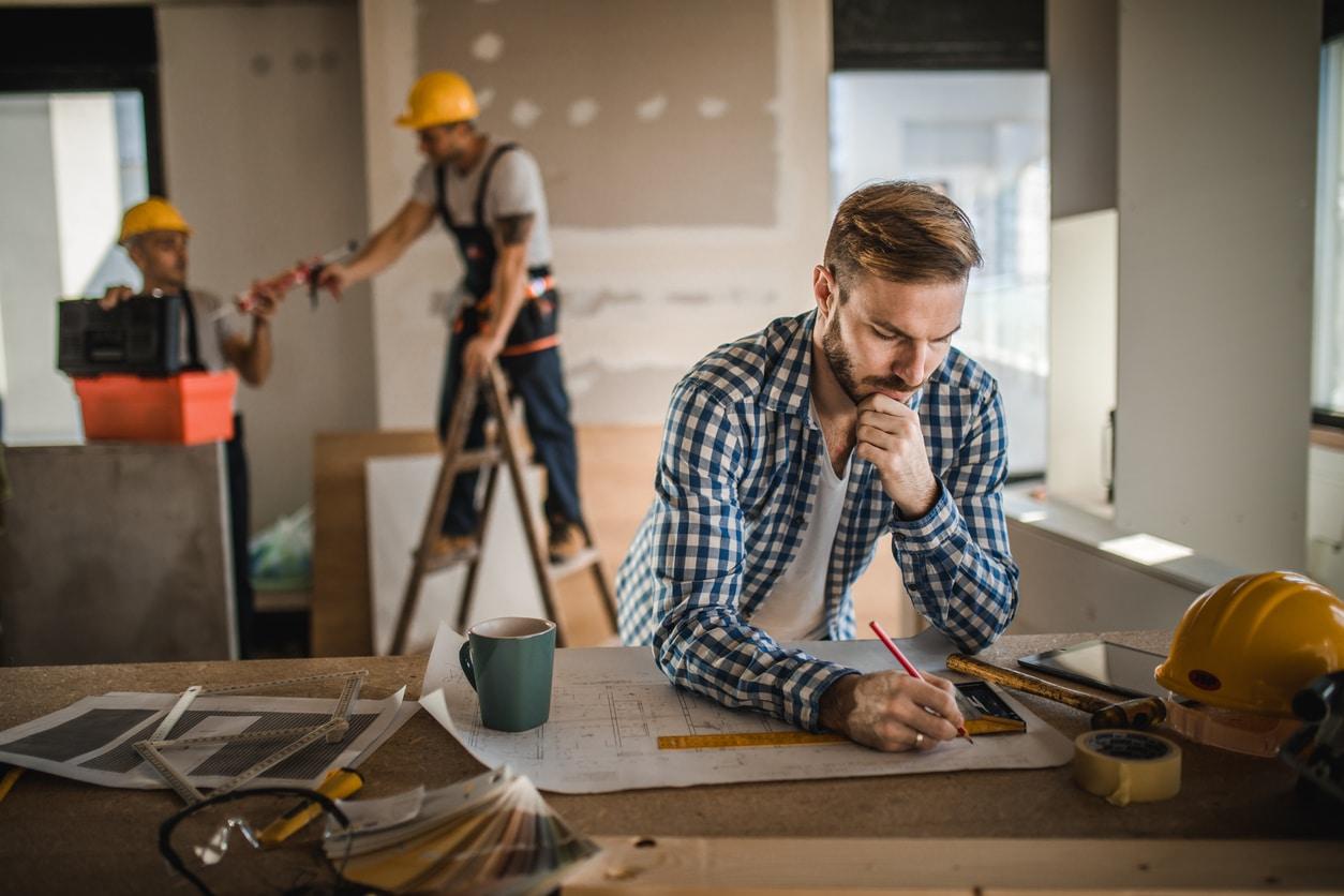 home renovation business