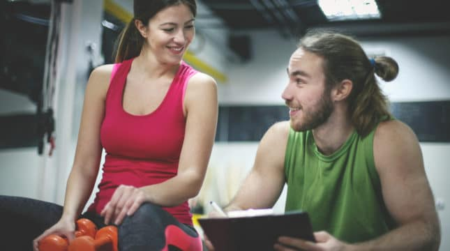Personal Trainer Legal Forms – Paperwork to Keep Your Business in Shape