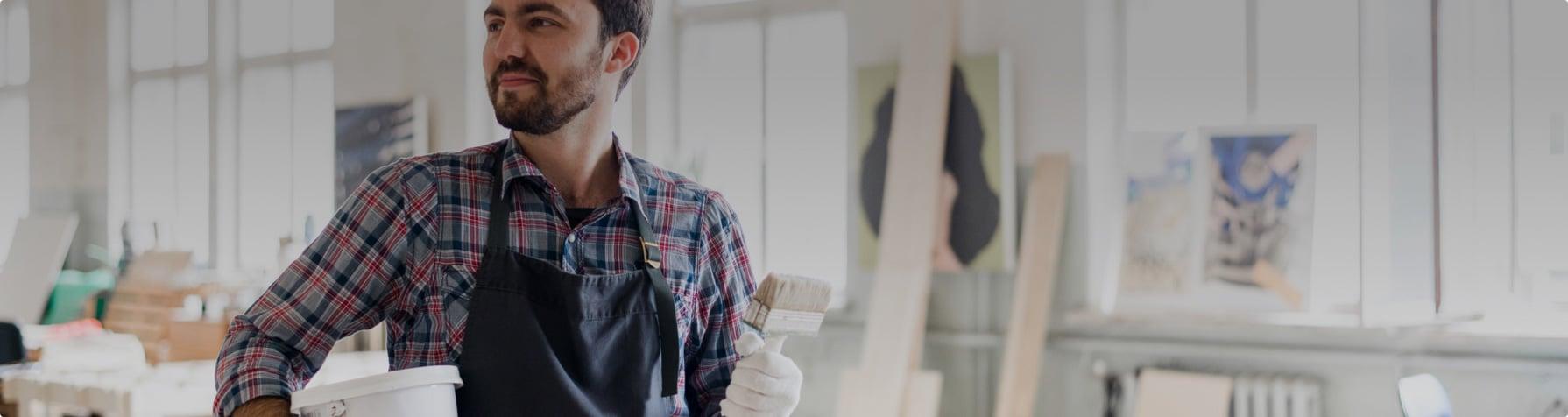 Painters Insurance - Desktop