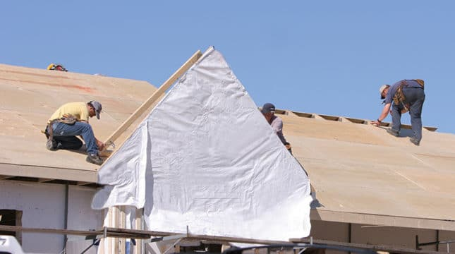 The #1 cause for roofing damage