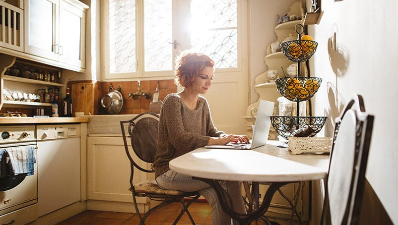 Tax Deduction for Home Office - Learn about Home Business Write-Offs