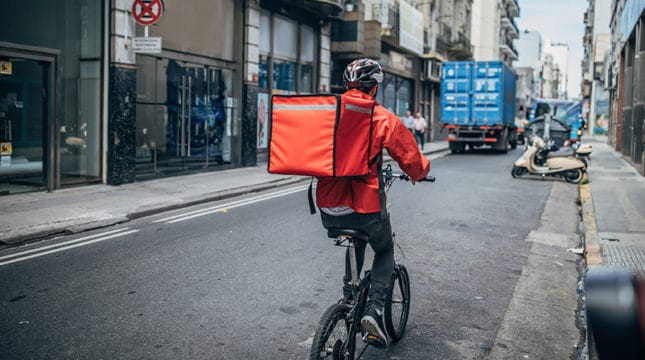 How to Start a Food Delivery Business in Four Steps