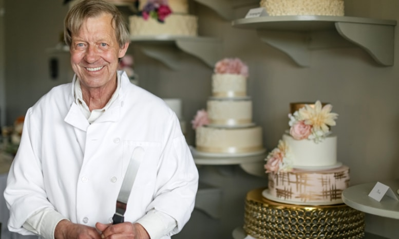 David Mess, Buttercream Cakes, Wayzata, Minnesota - Built By Business