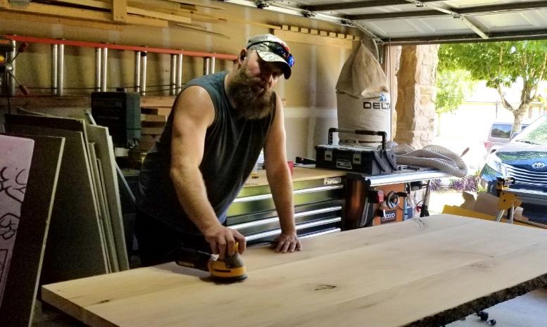 Tim Hardin, Hardin Handyman Services, Hutto, Texas