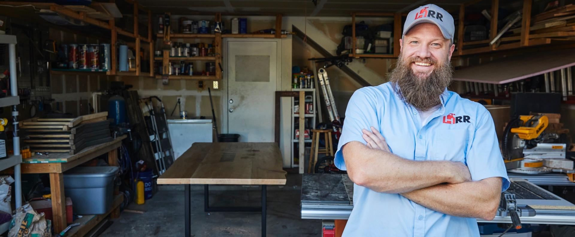 Tim Hardin, Hardin Handyman Services - Built By Business
