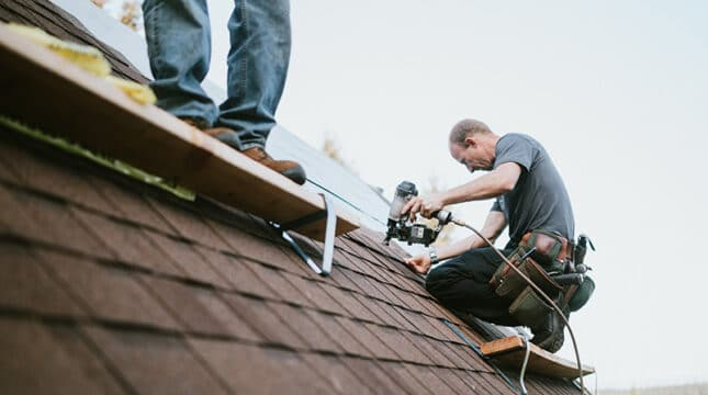 How roofers can avoid water damage insurance claims