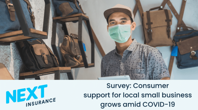 Survey: Support for local small business grows amid COVID-19