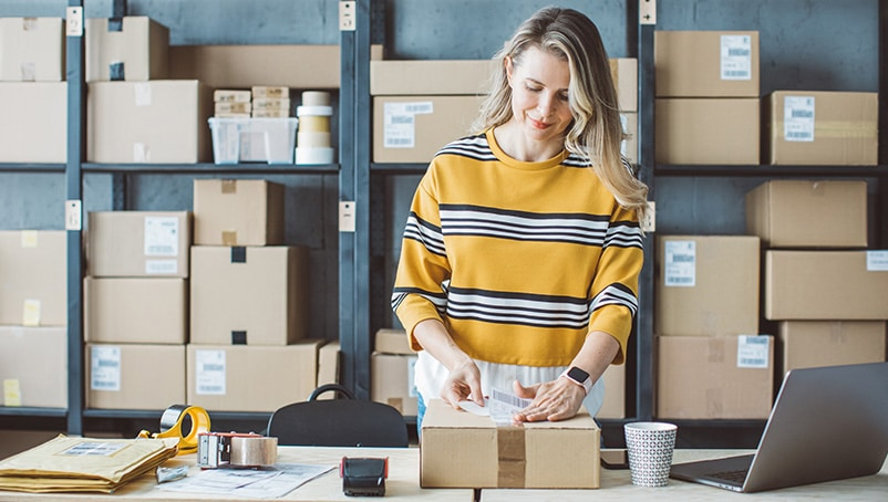 Get Amazon seller insurance to protect your business
