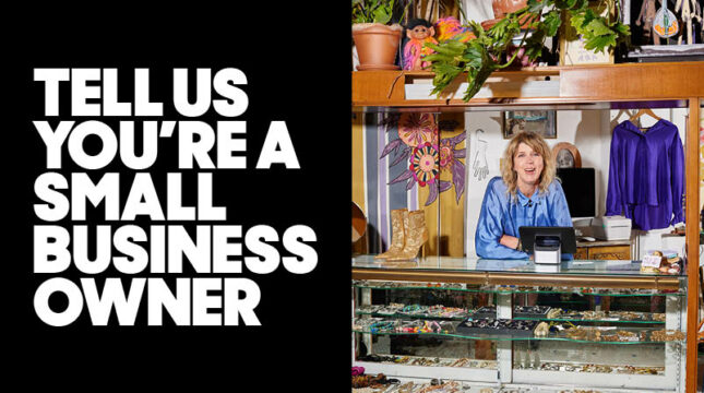 """Small Business Owner """"Tell Me"""" Challenge Sweepstakes"""