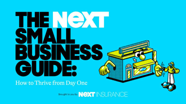 Introducing NEXT's small business guide: how to thrive from day one