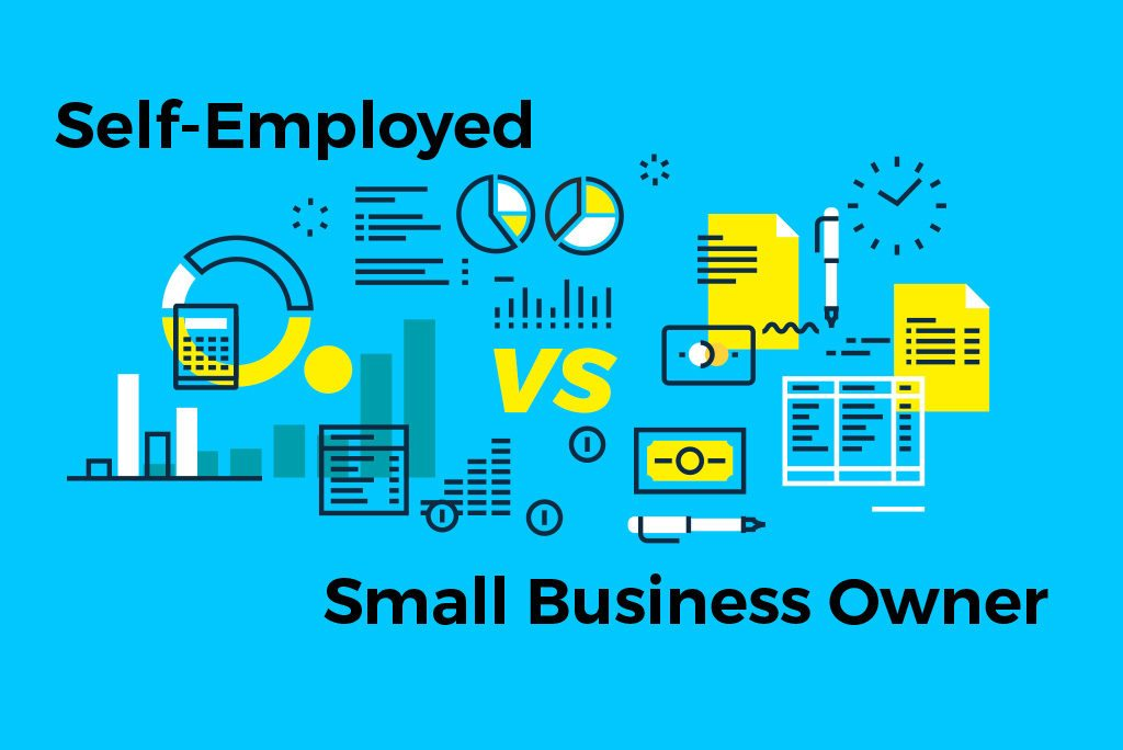 Self Employed Vs Small Business Owner
