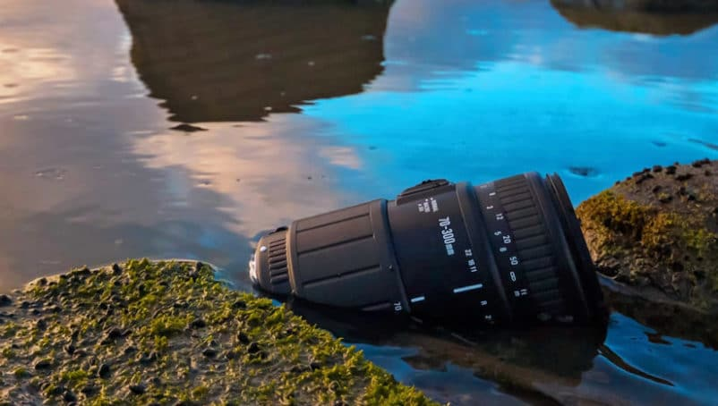 Non-stop Improvement: Replacement Cost Coverage for Photographers