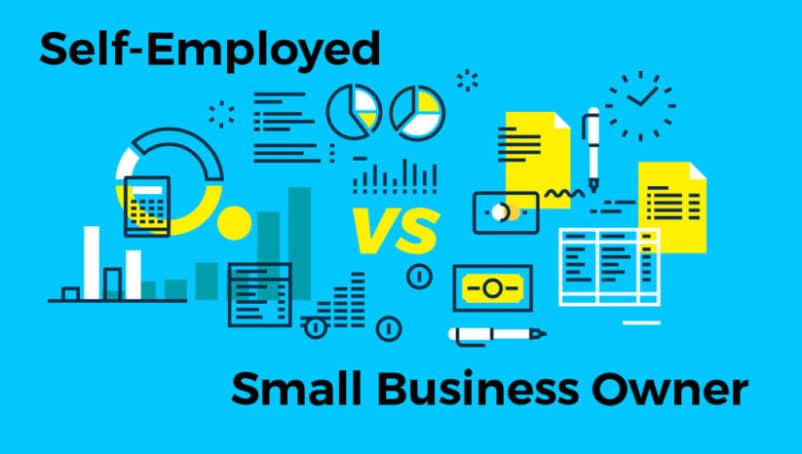Self-Employed vs. Small Business Owner – How your Status Affects your Profit