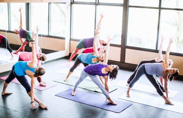 Yoga Teacher Insurance in action