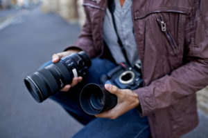 Learn about how photographers use equipment insurance