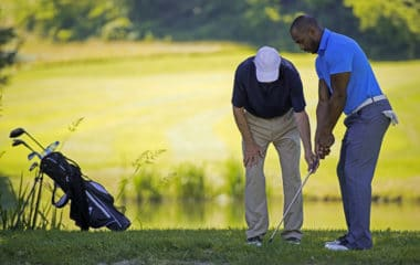 Why golf instructor insurance matters