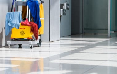 Janitor insurance for your business