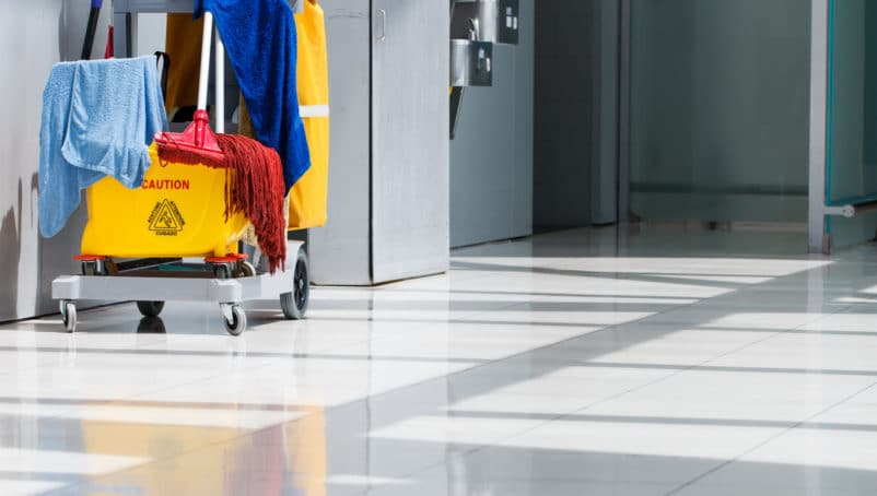 Janitor Insurance: Critical to Your Success as a Business