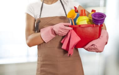 Starting a house cleaning business