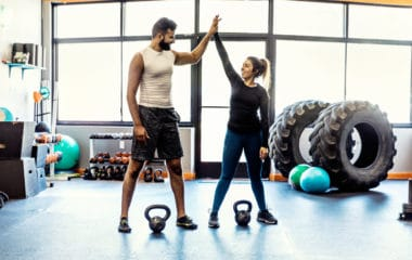 Personal trainer equipment and tools