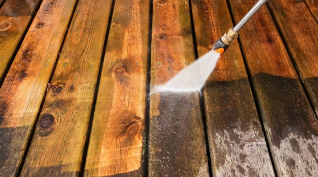Pressure Washing vs. Power Washing: What's the Difference?