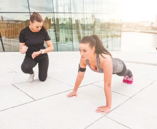 learn about becoming a personal trainer