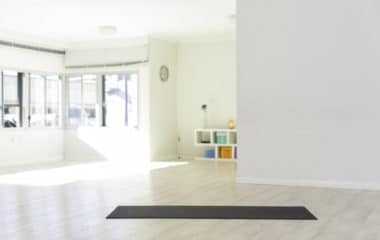 Opening a yoga studio!