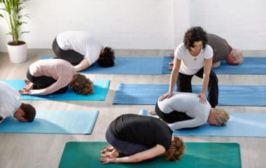 How to get yoga instructor certification