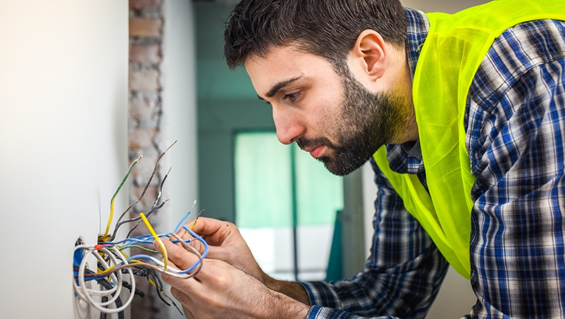 Image result for Electrician istock