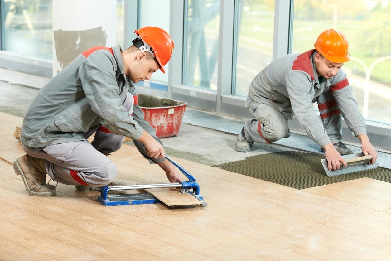 tile installer business next insurance