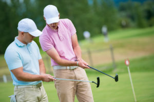 golf instruction courses