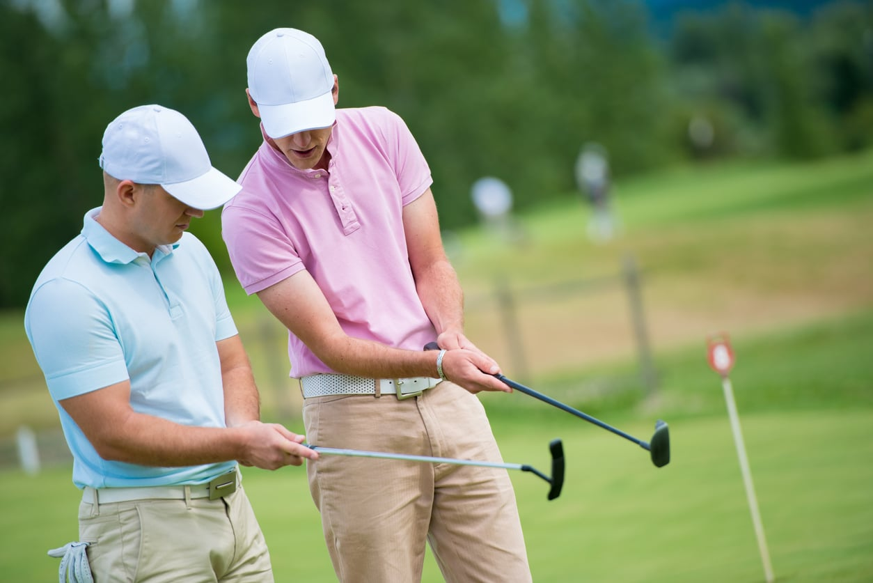 golf instruction courses
