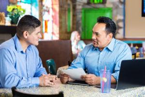 small business hiring process