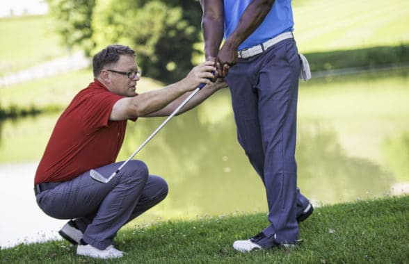 courses for golf instructors