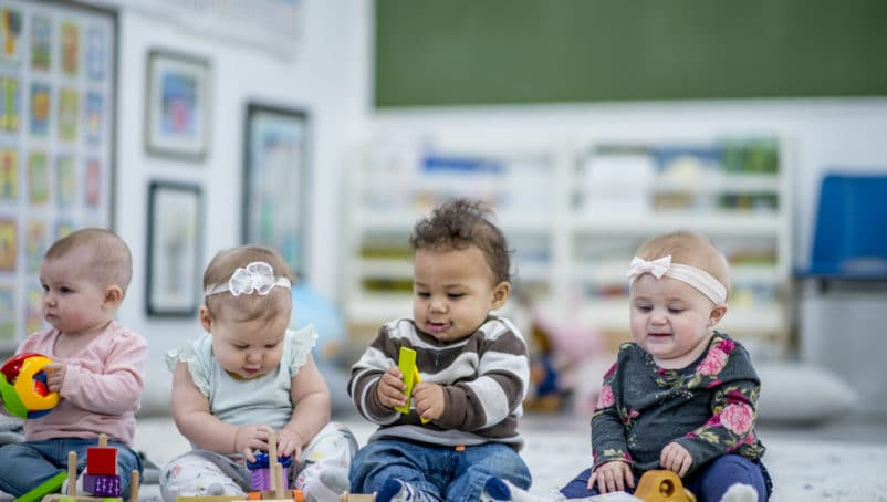 Starting a Successful Home Daycare: Taking Your First Baby Steps
