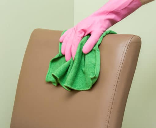 get clients for your cleaning service