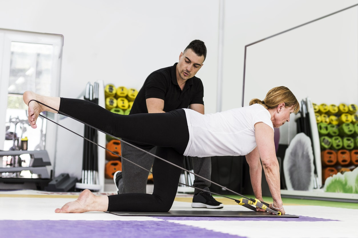 acsm personal trainer certification