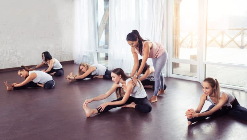 How to Become a Certified Yoga Instructor – Upward Steps in Your Career