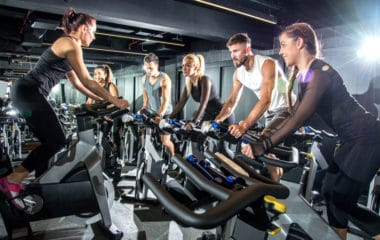 become a spin instructor