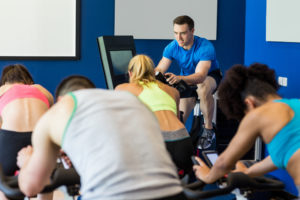 become a certified spinning instructor