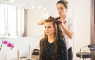 becoming a mobile hairdresser