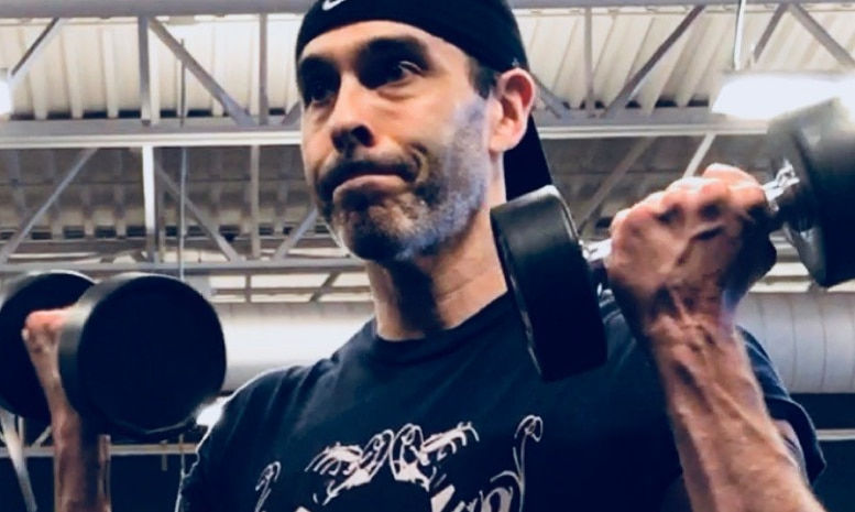 Personal Trainer, Armando Cisneros