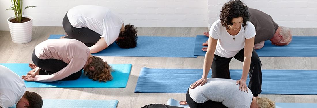 Starting a yoga studio