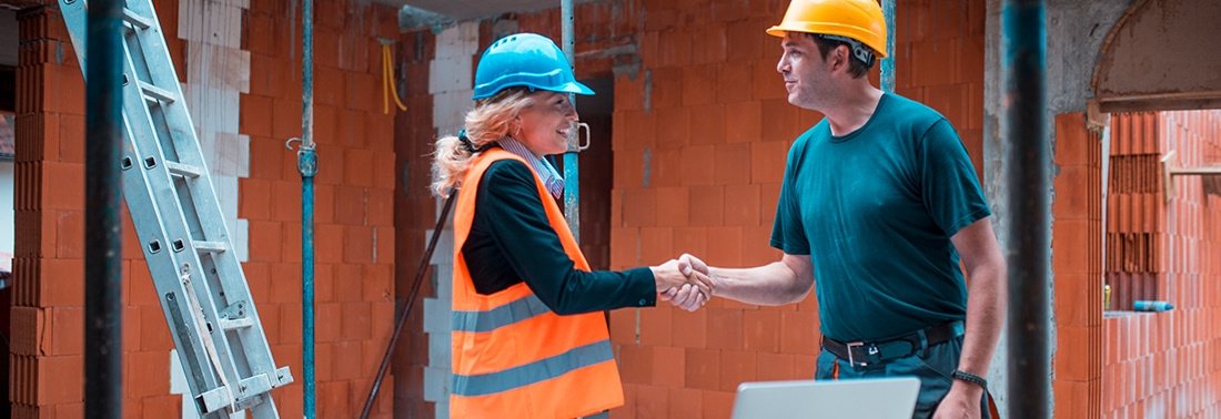 Different construction contracts