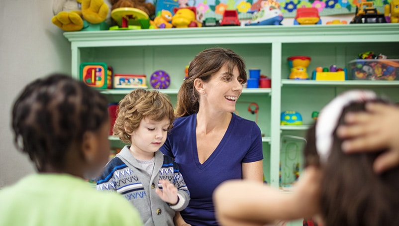 Become a Licensed Childcare Provider